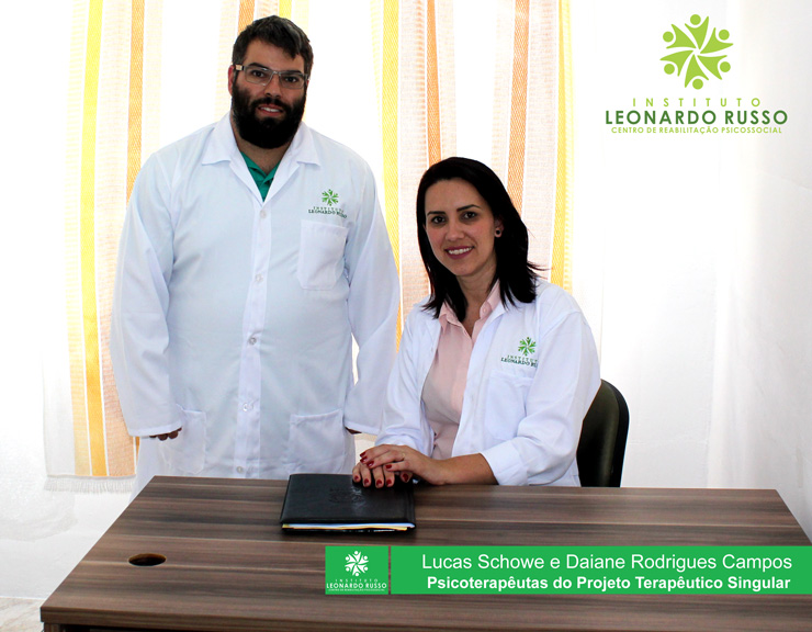 Equipe Multidisciplinar Instituto Leonardo Russo