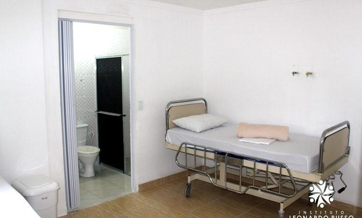 Enfermaria do Instituto Leonardo Russo