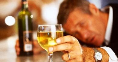 O Tratamento de abuso do álcool no ILR
