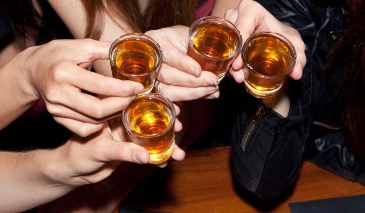 O álcool como fuga dos problemas